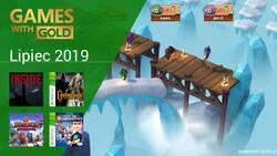 Lipiec 2019 - darmowe gry w Games With Gold