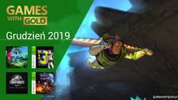 Grudzień 2019 - darmowe gry w Games With Gold
