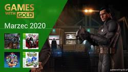 Marzec 2020 - darmowe gry w Games With Gold