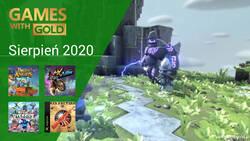 Sierpień 2020 - darmowe gry w Games With Gold