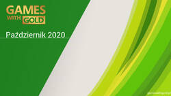 Październik 2020 - darmowe gry w Games With Gold