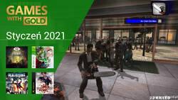 Styczeń 2021 - darmowe gry w Games With Gold