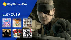 Luty 2019 - darmowe gry w PS+