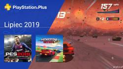 Lipiec 2019 - darmowe gry w PlayStation Plus