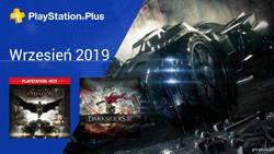 Wrzesień 2019 - darmowe gry w PlayStation Plus