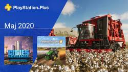 Maj 2020 - darmowe gry w PlayStation Plus