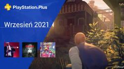 Wrzesień 2021 - darmowe gry w PlayStation Plus