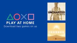 Sony rozdaje darmowe gry na PS4. Akcja #PlayAtHome nabiera rozpędu