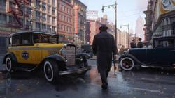 Mafia I Definitive Edition ze zmianami fabuły, oraz nowymi rodzajami pojazdów