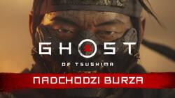Nowy zwiastun Ghost of Tsushima. Nadciąga burza