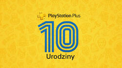 10 lat PS+. Darmowy motyw i nowe zniżki w PS+ Rewards