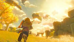 Breath of Wild 2 z nowym zwiastunem