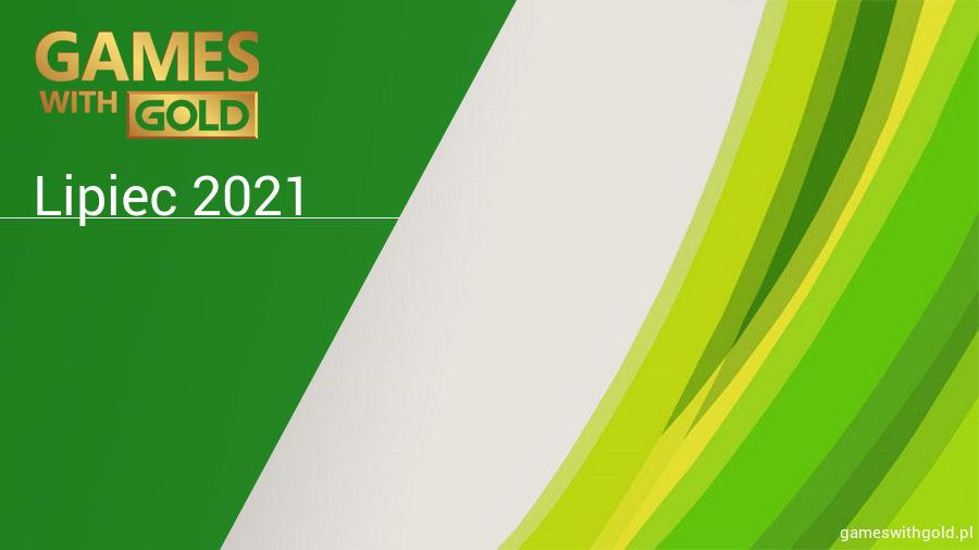 Lipiec 2021 - darmowe gry w Games With Gold
