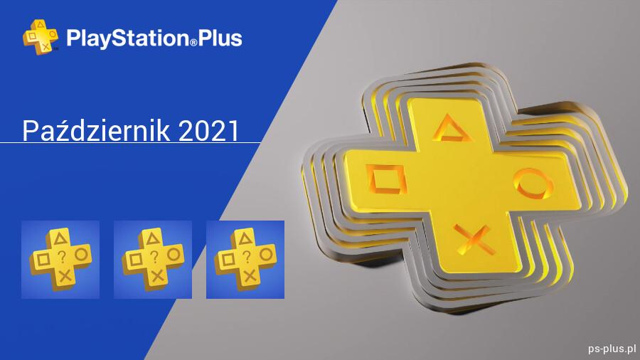 Październik 2021 - darmowe gry w PlayStation Plus